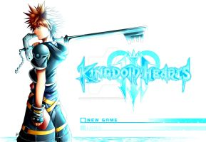 Kingdom Hearts III: Sora by Smudgeandfrank