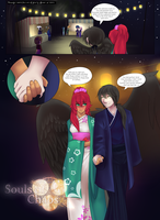 SoC-blossom event p1 by Little-Noko