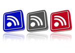 RSS Feeds Icons - 3D1 by neoworxspace