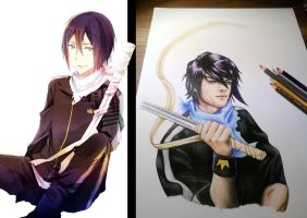 Yato for REALZ! by kowaigirl