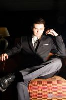Jim Moriarty by TobieJade