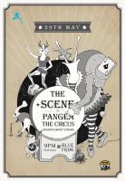The Scene - Gig Poster by morbidillusion666