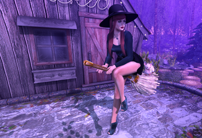 SL: Collabor88 - Muted Coven - Part 2 by CryssieCarver