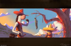 Quick Draw Mcgraw The movie by Relajavo