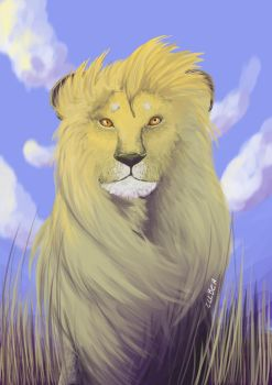 The King by ellbeh