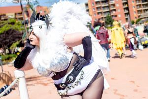 ColossalCon 2015 - Mega Absol(PS) 13 by VideoGameStupid