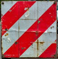 Old Signal - Red-White by Limited-Vision-Stock