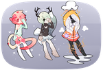 { 163 - 165 } CLOSED by Zombutts