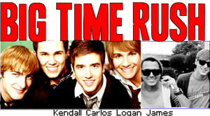 Big Time Rush Banner 2 by shameyart