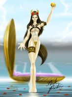 Aphrodite2 by Partin-Arts
