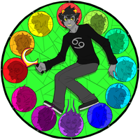 Homestuck zodiac by EmoPensel