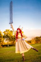 Aurora (Child of Light) by ocwajbaum