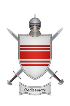 Shield Badlesmere 1 by WS-Clave