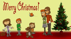 X-MAS From the Sycamore's! by descolefan1