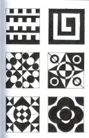 Tile Designs Page Four by EmmaL27