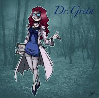 WHA OC Cards - Greta by Boredman