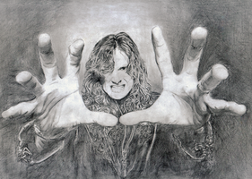 Dave Mustaine by Horsissa