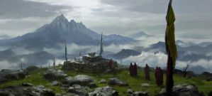 Sacred place by merl1ncz