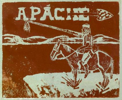 Apache by ShadeOPale