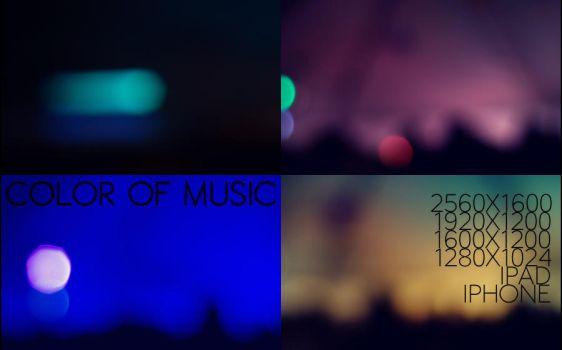 Color of Music WP Pack by solefield