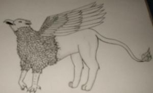 Gryffin by lVl5P5ycl-l0