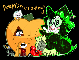 Pumpkin Cravings by zamii070