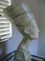 Egyptian Queen Profile by lured2stock