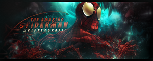 THE AMAZING SPIDERMAN by whisper1375
