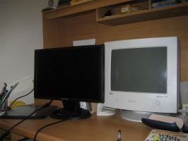 New monitor by J-Cleo