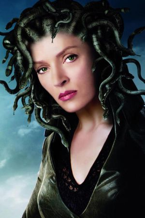 Uma Thurman as Medusa