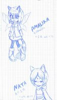sketches are sketchy :D by ASB-Fan