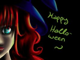 Happy Halloween 2011 by Shadow-chan93
