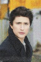 Matt Dallas DotPaint by pepitomontes