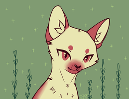 cat by vicoon7