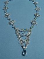 Necklace: Vernal Geometry by Bright-Circle