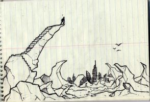 note pad sketch 2 by phillip-r