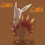 Gobble, Gobble by Snow-ish