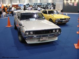 Kenmeri Skyline in Thailand by ngarage