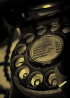 Old Phone by Mmazare