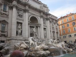 Trevi: A Different View by WeaselTea