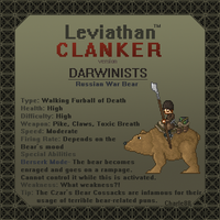 Gaming Clanker- Darwinist no.4 by charle88