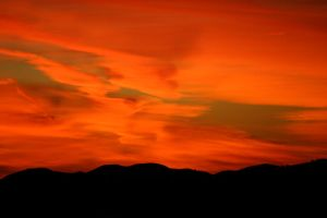 1-18-13 Sunset 11 by Arisingdrew