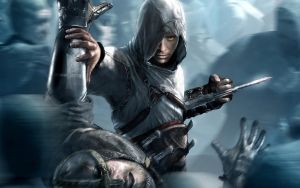 Michael Fassbender as Altair from Assassin's Creed by ImWithStoopid13