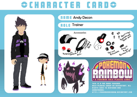 Andy Decon Trainer Card [Updated] by Immonia
