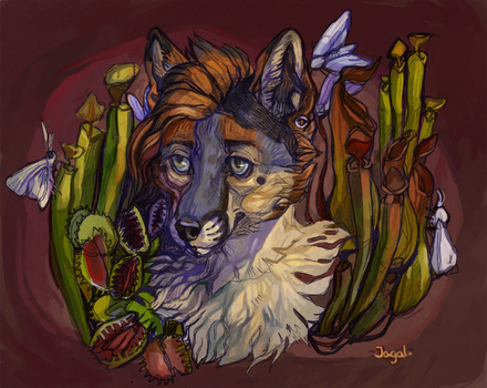Carnivorous by Iagal