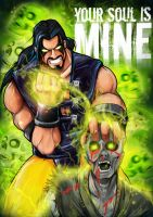 Shang Tsung by Sw-Art