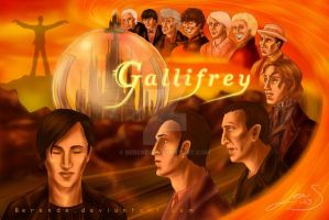 Gallifrey by Berende