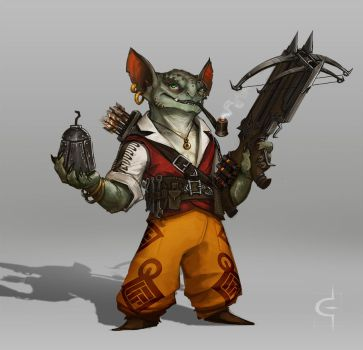 The Rogue by Earl-Graey