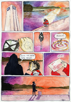 Quest for Gorenie - page 2 by Tiaina