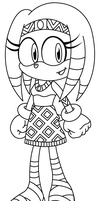 Tikal - Sonic Girls 2 by sonictopfan